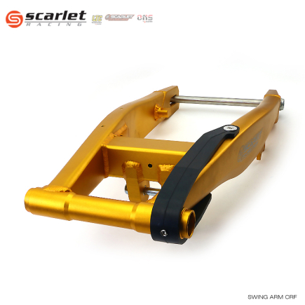 Underbound SWING ARM MOTOR CRF 150L 19016 GOLD 3 swing_arm_crf_gold_05