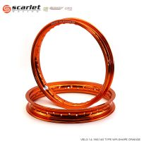 VELG SCARLET 14160140 WR SHAPE ORANGE